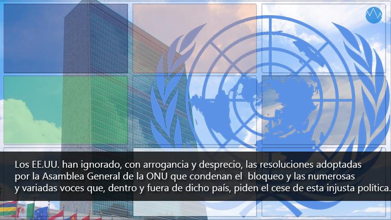 Suscita amplia repercusión victoria de Cuba en Naciones Unidas