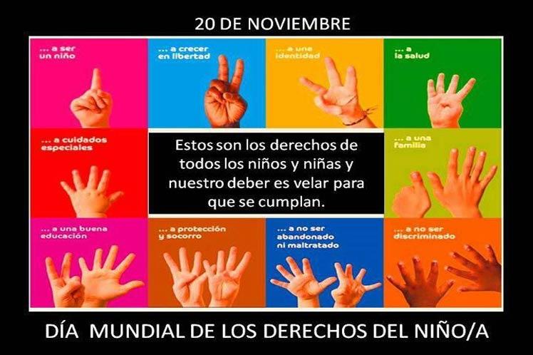 ONU conmemora 30 años de la Convención sobre los Derechos del Niño
