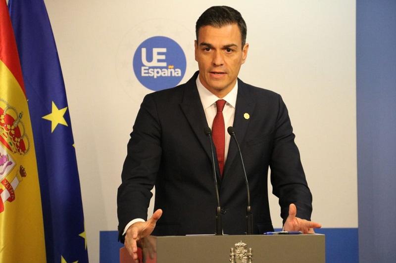Socialistas del PSOE de cara a elecciones españolas del 28 de abril