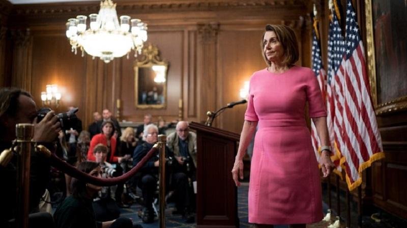 Nancy Pelosi anunció la semana pasada que el Congreso comenzará la investigación formal para la realización del juicio político