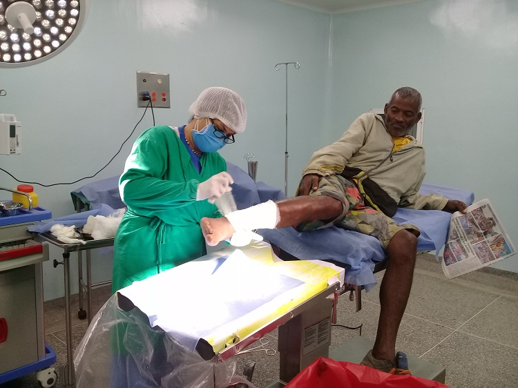 Mejoran calidad de vida a pacientes diabéticos venezolanos