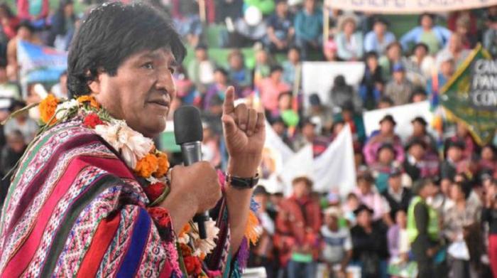 Por qué renuncia Evo Morales