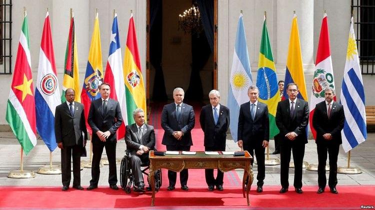 Prosur, el proyecto de la derecha sudamericana para ser Pronorte