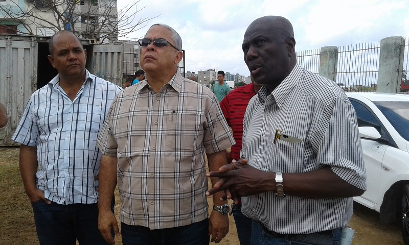 En Audio: Evalúan progreso recuperativo en la Habana