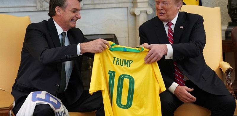 Destacan rechazo mayoritario en Brasil a política sumisa de Bolsonaro a Estados Unidos