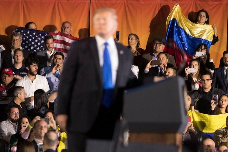 Rechaza Venezuela sanciones de Estados Unidos contra su industria