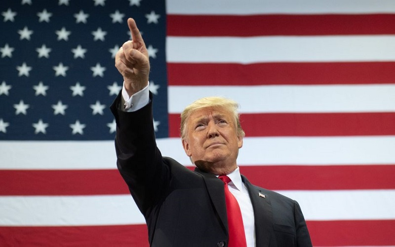 Inicia hoy Trump desde la Florida su campaña hacia la reelección en el 2020