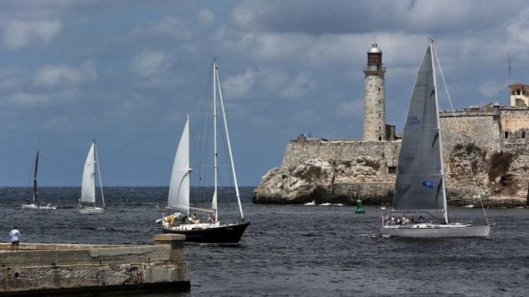 Inicia hoy regata Torreón de La Chorrera en el litoral habanero