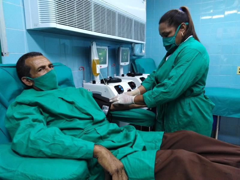 🎧 Los tuneros, Vanguardias Nacionales en donaciones de sangre