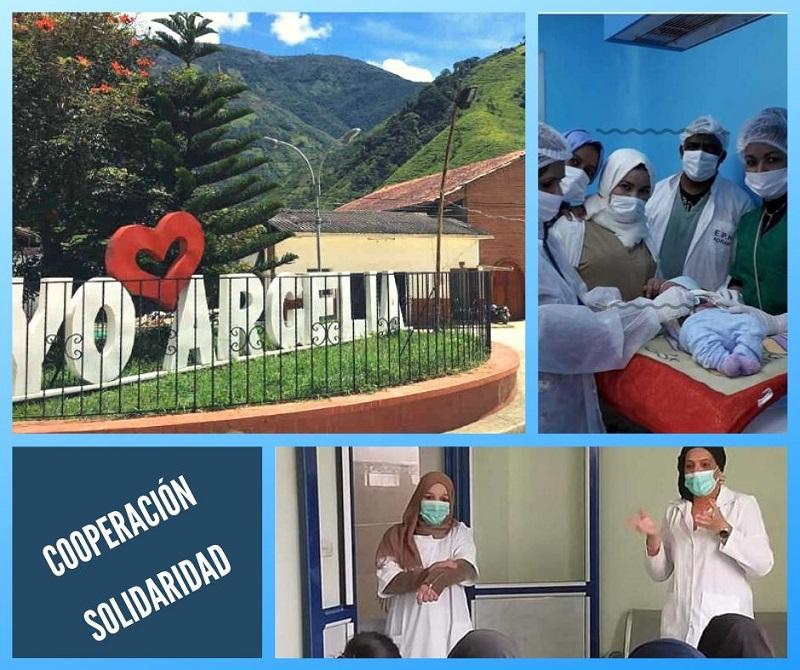 Un Zaghareet para los doctores cubanos