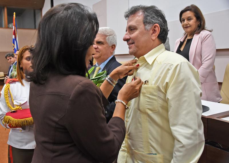 Mario Pablo Estrada, toda una vida al servicio de la ciencia