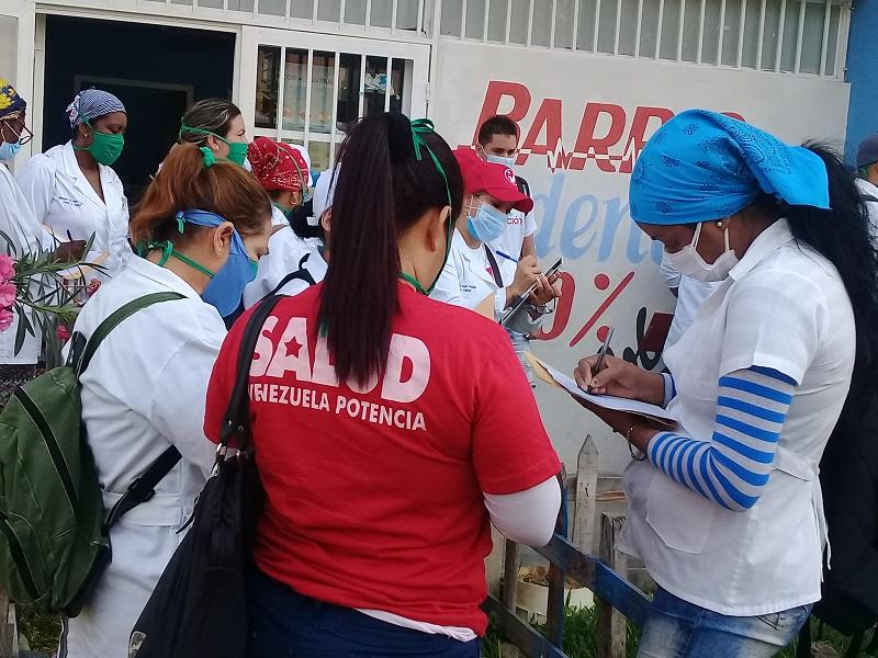 Reconocen a colaboradores de Cuba en Venezuela (+Audio y Vídeo)