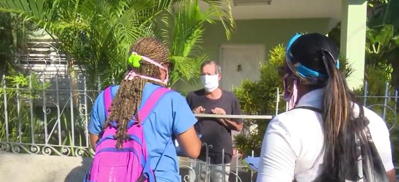 Estudiantes de medicina frente a la Covid-19 en Santiago de Cuba (+Audio)