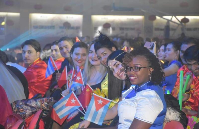 En Audio: Gretell, estudiante cubana en China frente al coronavirus (2019-nCoV)