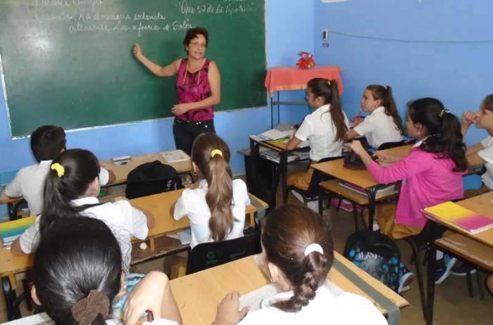 Enseñanza Secundaria Básica, reajustes para el regreso a las aulas en Cuba