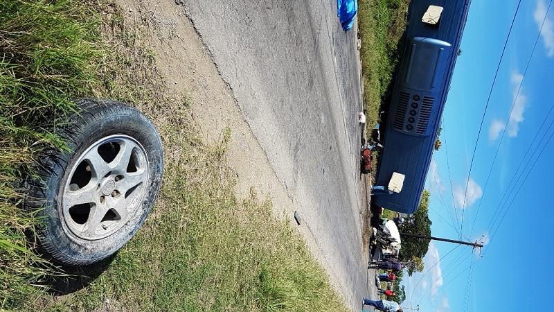 Accidente de tránsito en Camagüey
