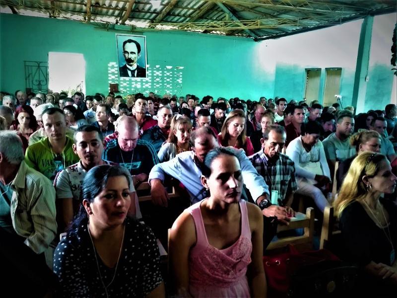 La Asamblea de Holguín fue distinta, y para mejor
