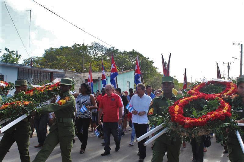 Baire: 125 años de un grito independentista por Cuba (+Fotos y Audio)