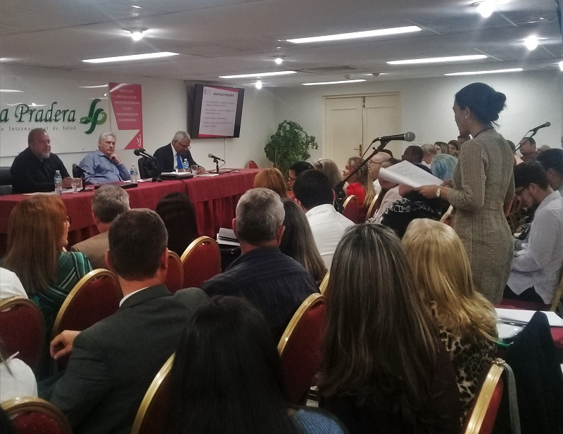 """Díaz-Canel: """"La justicia del país deber ser efectiva y transparente"""""""