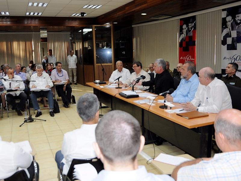 La continuidad de la política exterior cubana en Revolución