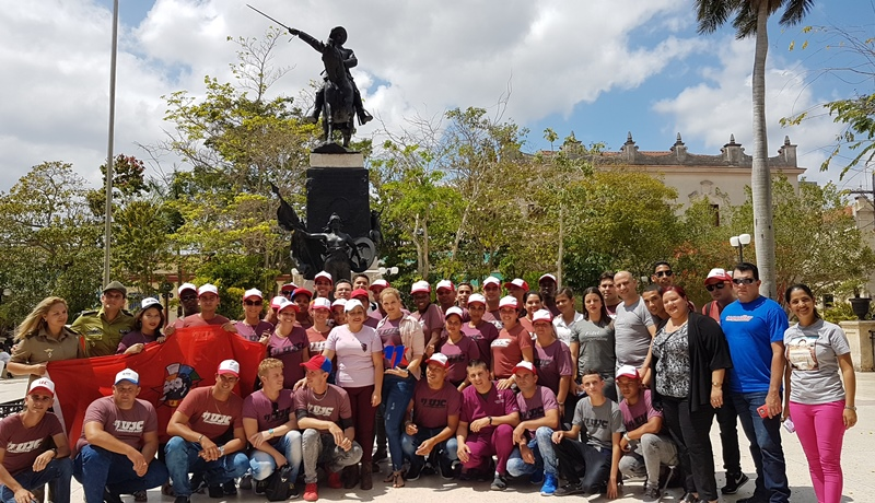 Camagüey en 11 Congreso UJC