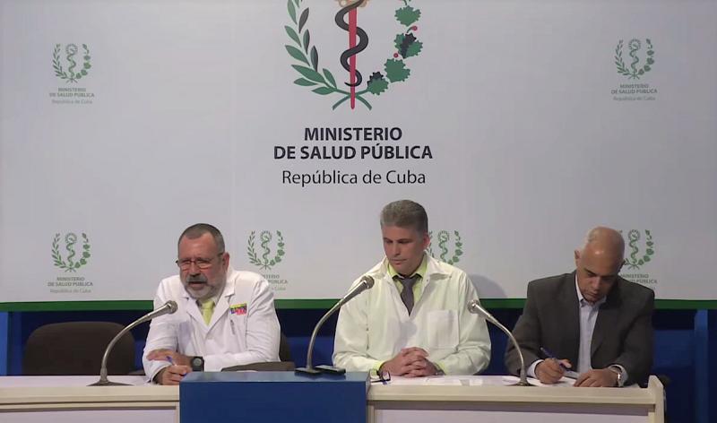 En Audio: Actualiza Cuba situación referida al Nuevo Coronavirus