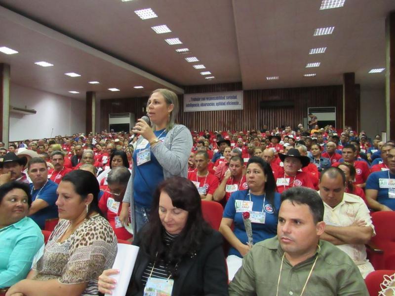 Día Holguinero para el Congreso del campo