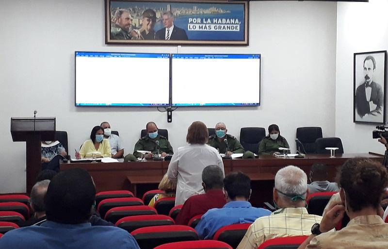 Aislamiento oportuno en La Habana para propinar el golpe final a la pandemia