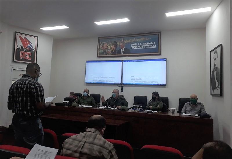 Concluyó en La Habana estudio poblacional de la COVID-19