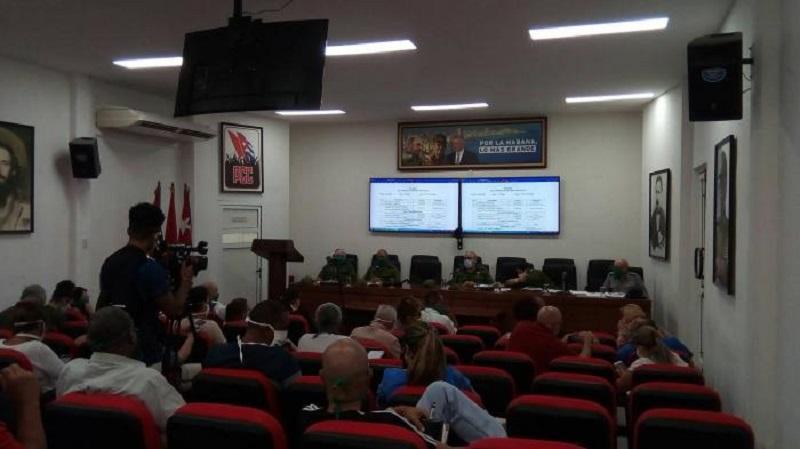 Consejo de Defensa de La Habana decide aislamiento del consejo popular El Carmelo en el Vedado