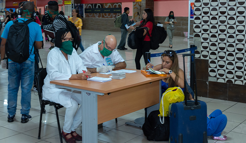 Cuba establishes measures for travelers and limits flights due to Covid-19