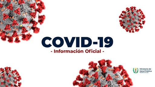 Dan a conocer en Cuba 39 nuevos casos positivos a la COVID-19