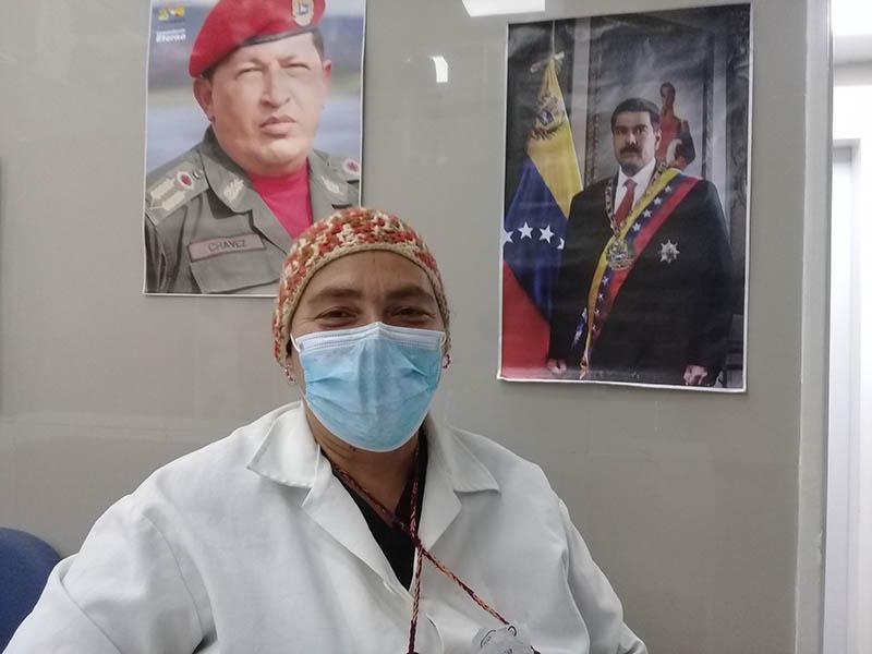 Fortalecen detección de coronavirus en Caracas