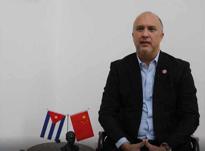Agradece Cuba donación china de insumos médicos