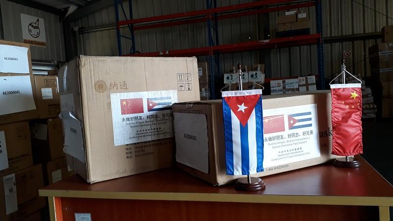China continúa brindando su ayuda solidaria a Cuba (+Audio)