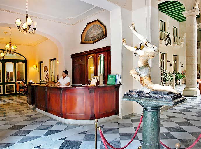 Hotel Florida: Auténtica tradición