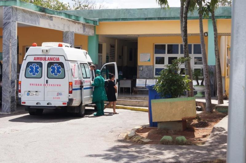 El hospital Doctor Mario Muñoz Monroy labora como centro de aislamiento.