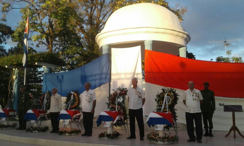Rememoran en Guantánamo reinicio de las guerras de independencia (+Audio)