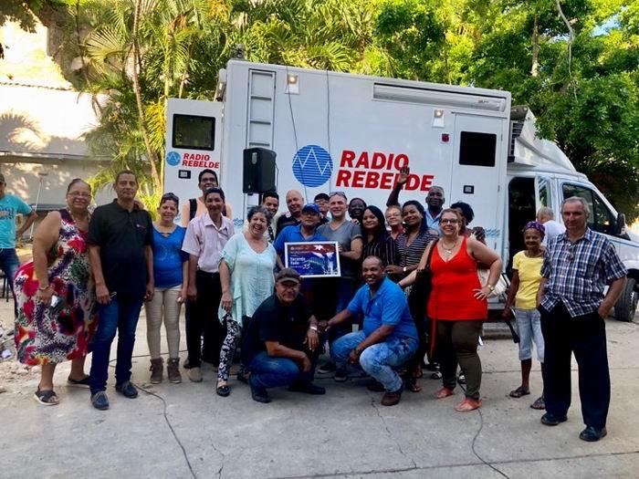 62 años después, una Radio siempre Rebelde (+Video)