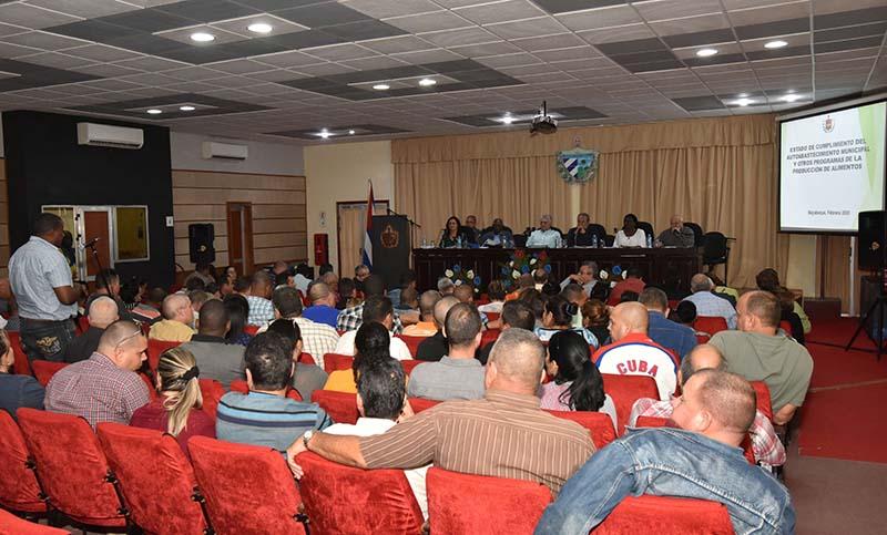 Díaz-Canel en Mayabeque: