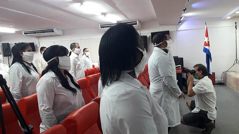 Guinea-Conakri y Kuwait, nuevos destinos de la solidaridad médica cubana
