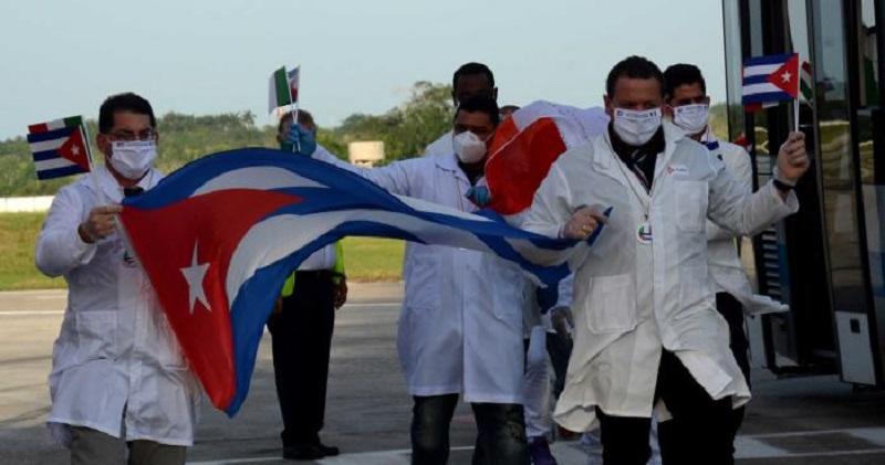 🎧  Los héroes cubanos de Crema, invitados a La luz en la Memoria, en Zona Roja