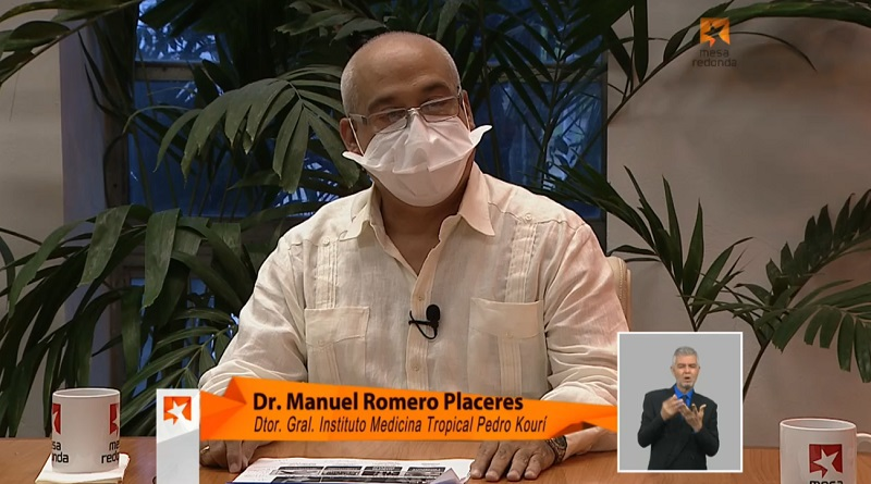 En Vivo: La salud cubana frente a la COVID-19