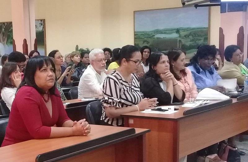 El empoderamiento de la mujer en la agenda cubana