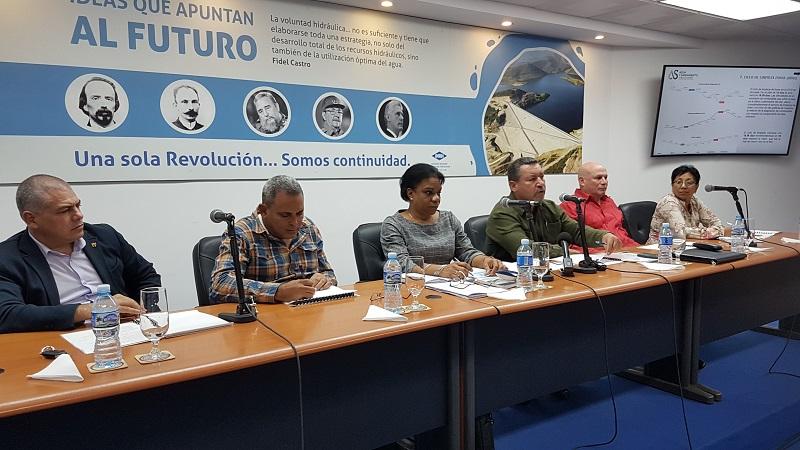 En Audio: Cuba y su voluntad política para garantizar el derecho al agua