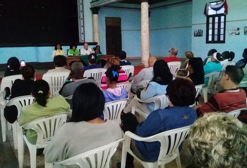 En Audio: Realizan en La Habana panel sindical dedicado a José Martí