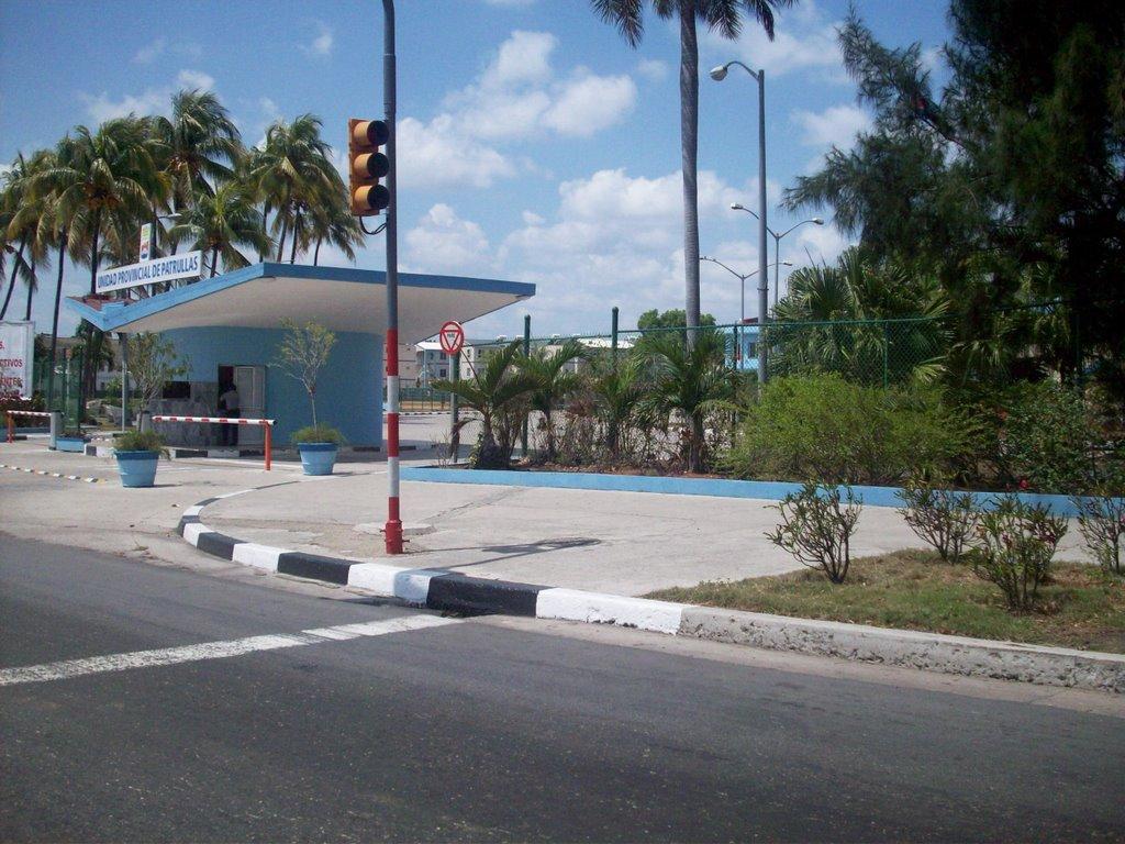 La Unidad Provincial de Patrullas de La Habana alerta ante la COVID-19