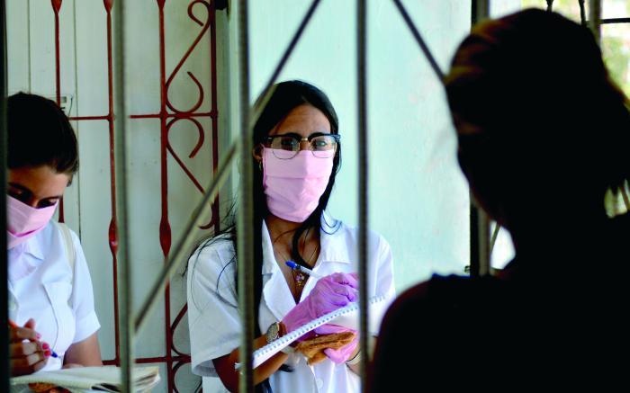 Ampliarán en La Habana pesquisa activa para detección de la COVID-19