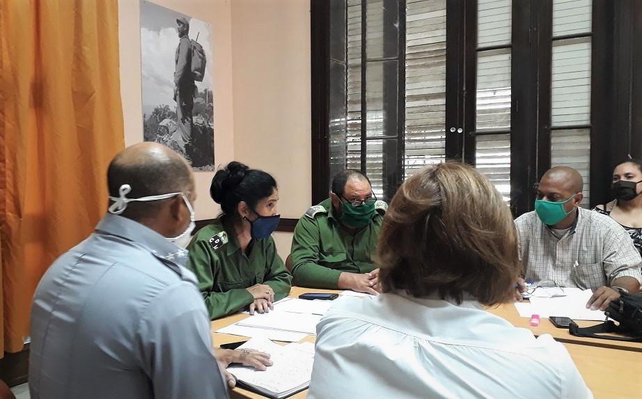 🎧 Plaza de la Revolución se multiplica en el enfrentamiento a la COVID-19