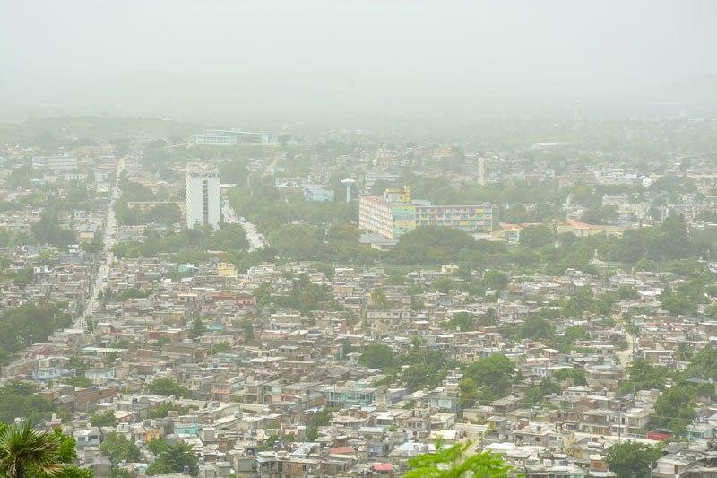 Vista de la ciudad de Holguín este 23 de junio de 2020. Foto: Juan Pablo Carreras